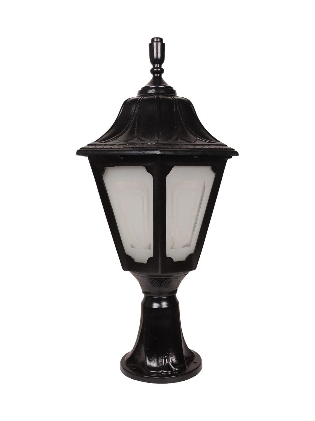 Cast Aluminum Palatial Outdoor Large Gate Light