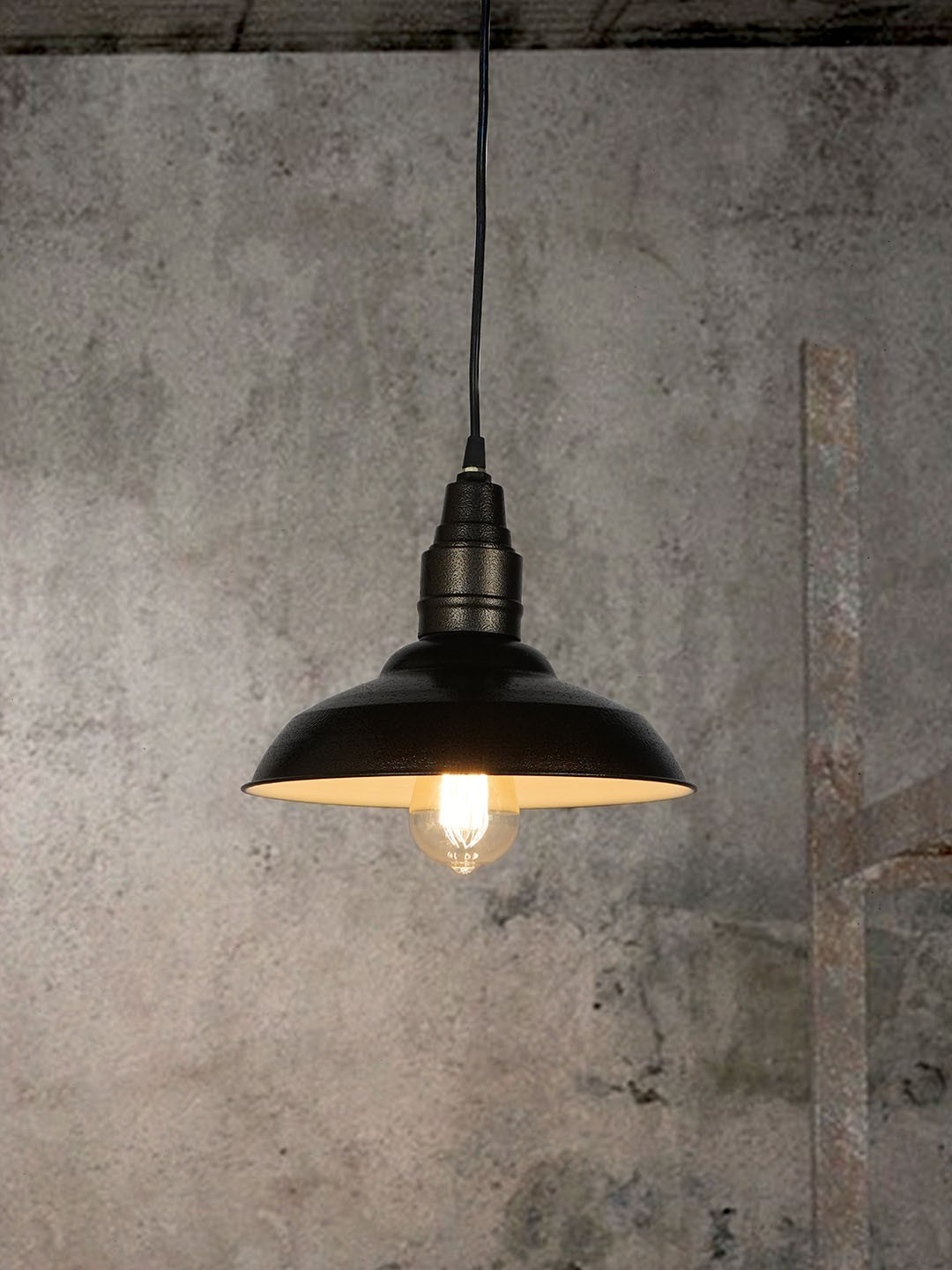 American Barn Industrial Pendant Light