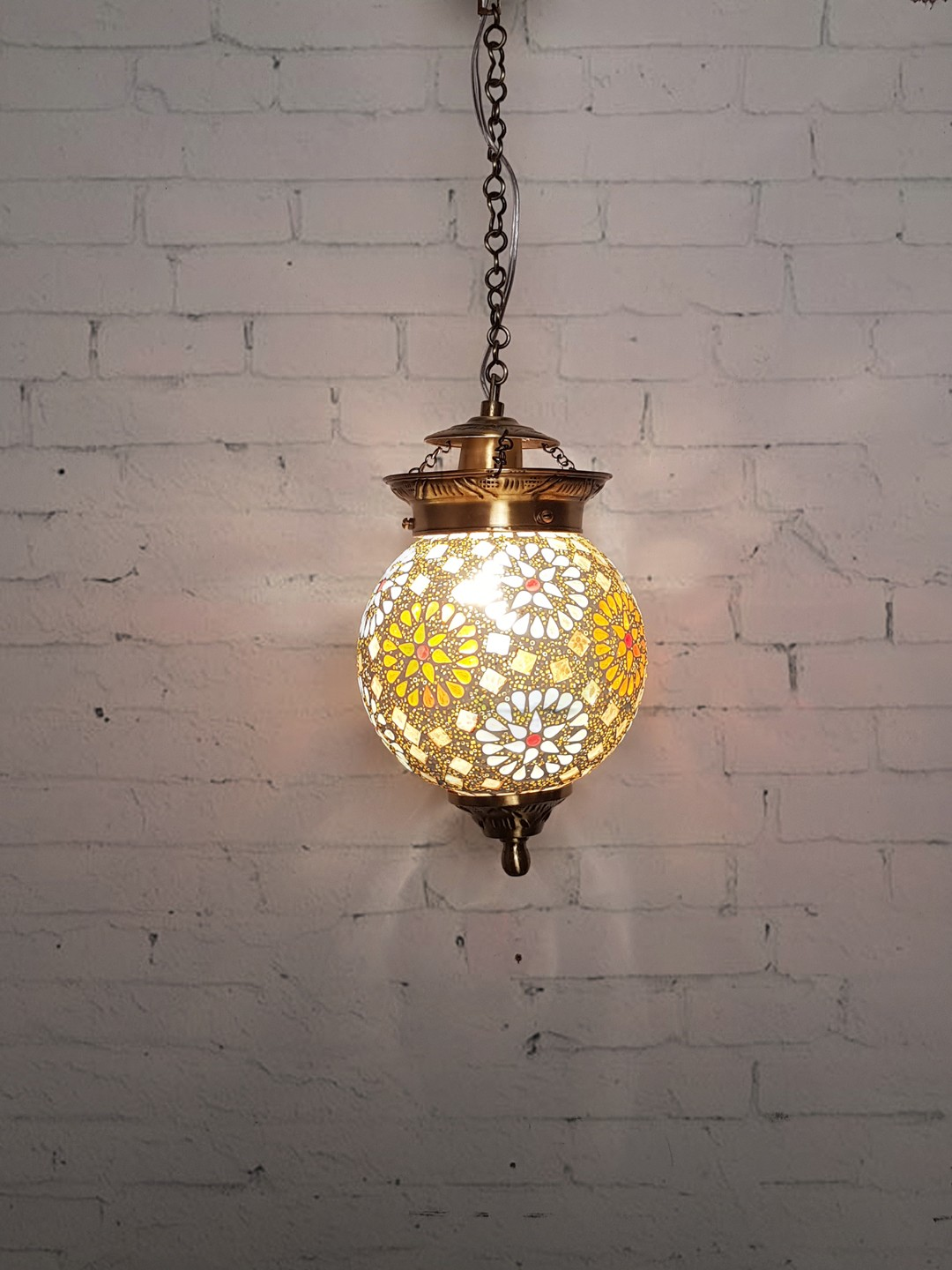 Chandni Tilak Hanging Lights