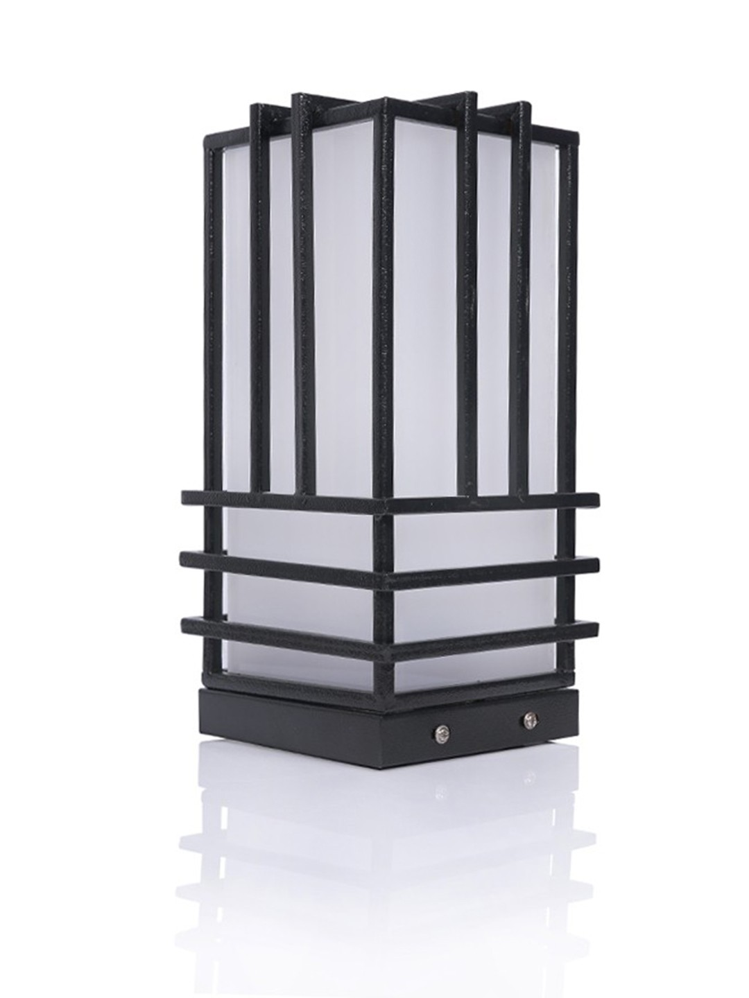 Rectangular Acrylic Gate Light