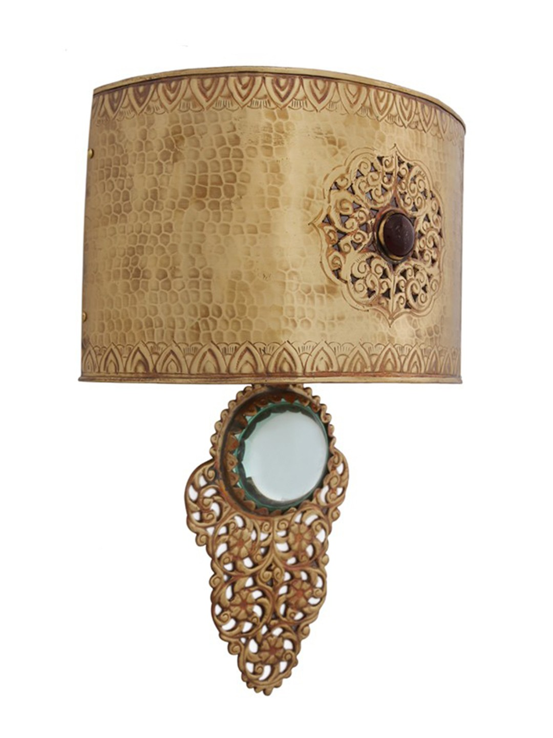 Gem Golden Tail Wall Sconce Light