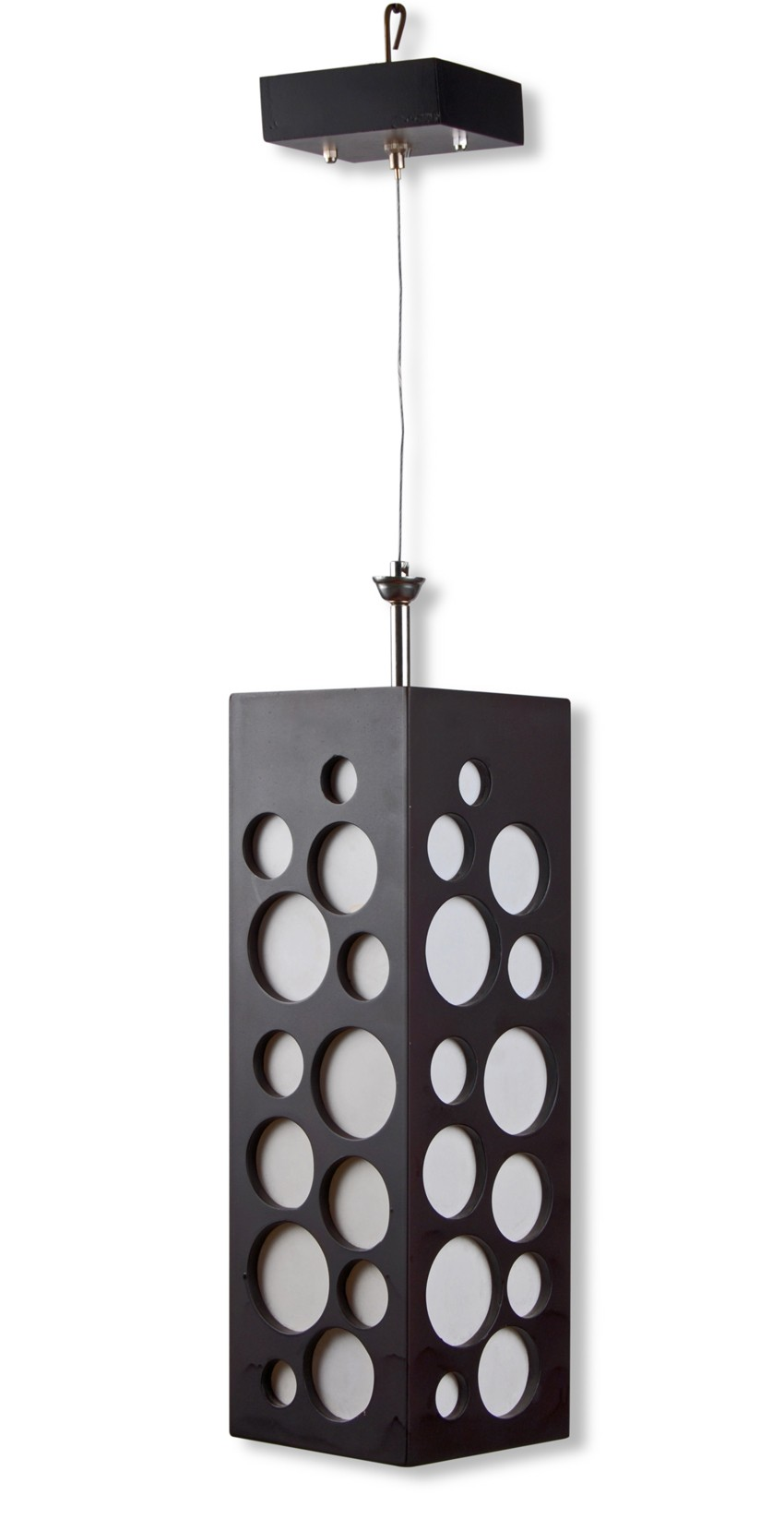 Wenge Bubble Hanging Light