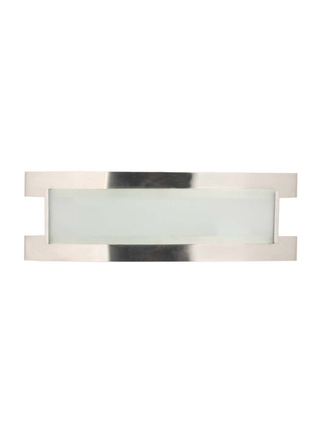 Frosted Glass Contemporary Vanity Mirror Light
