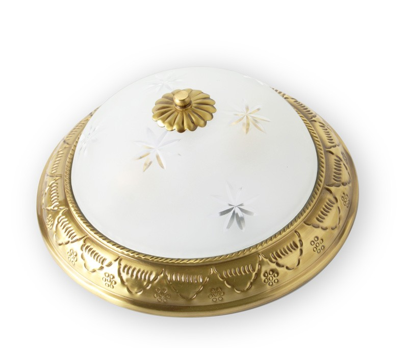 Parinda Star Big Ceiling Lamp