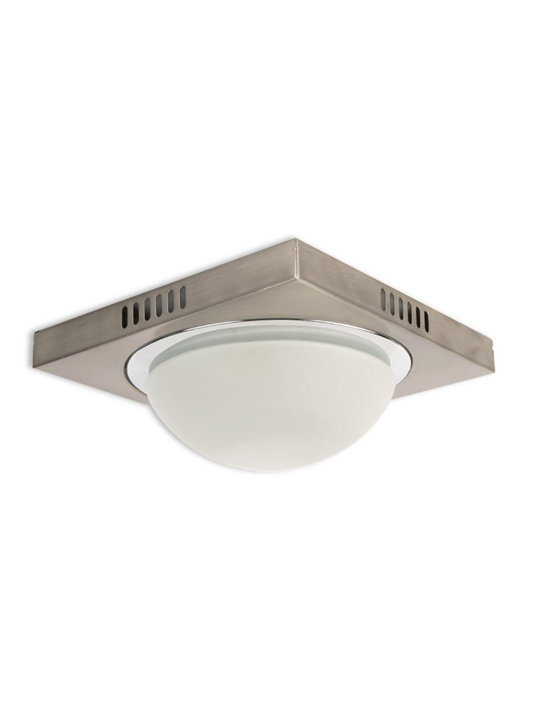 Satin Steel 0016 Ceiling Light