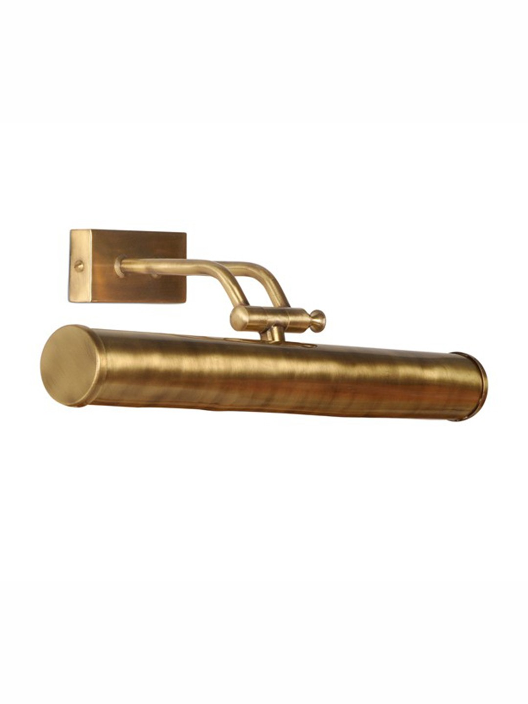 Simple Classic Brass Picture Light
