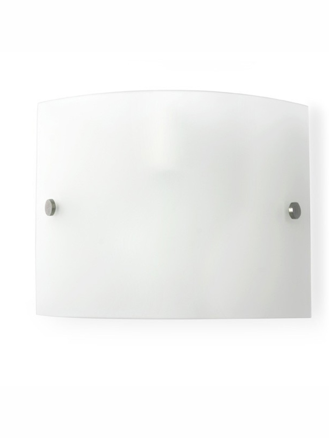 Simple Frosted Glass Wall Light