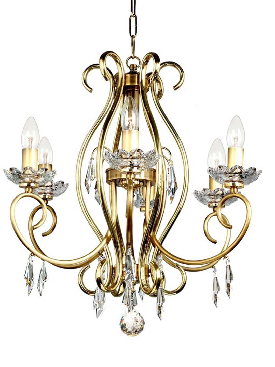 Chateau Swarovski Elements Chandelier