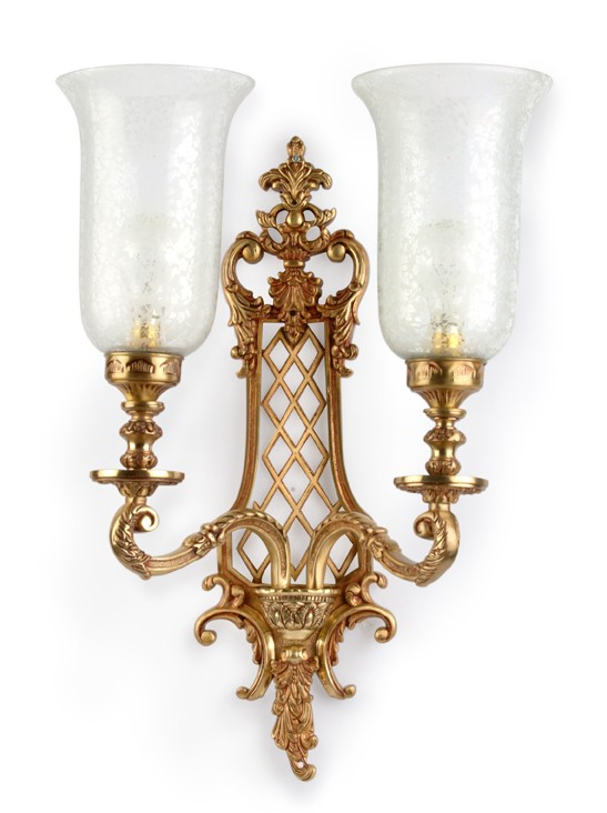 Palatial Double Wall Sconce