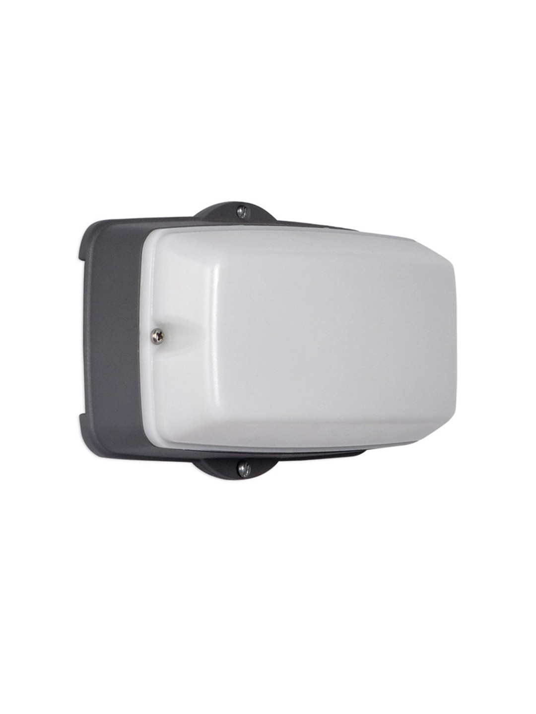 LED Bulkhead OutdoorLight in Yellow Light