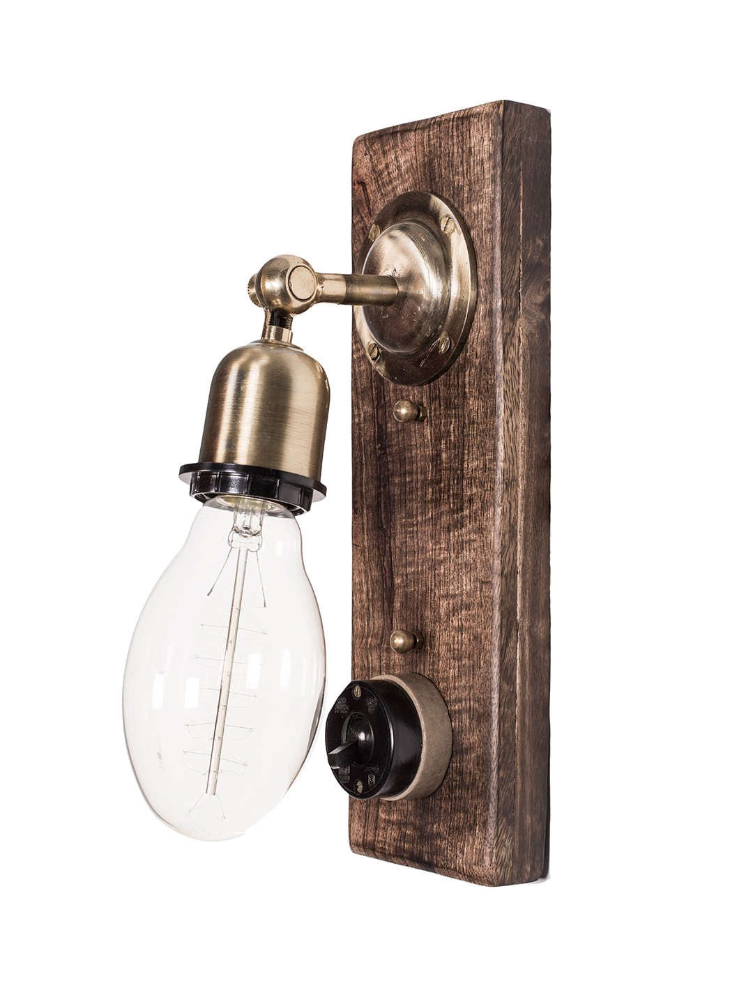 Retro Switch Single Wall Sconce