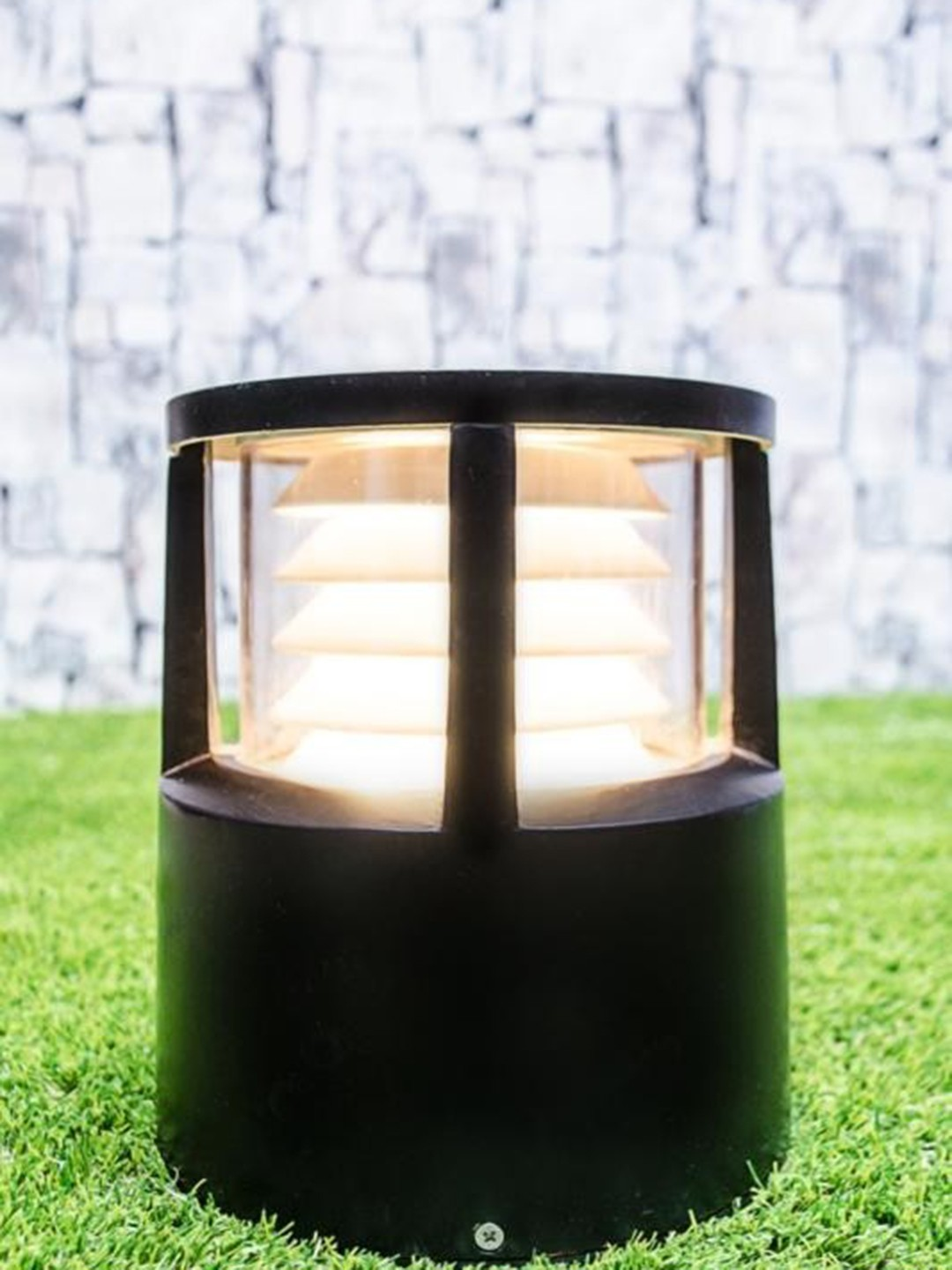 Aluminum casted Mini Bollard path light