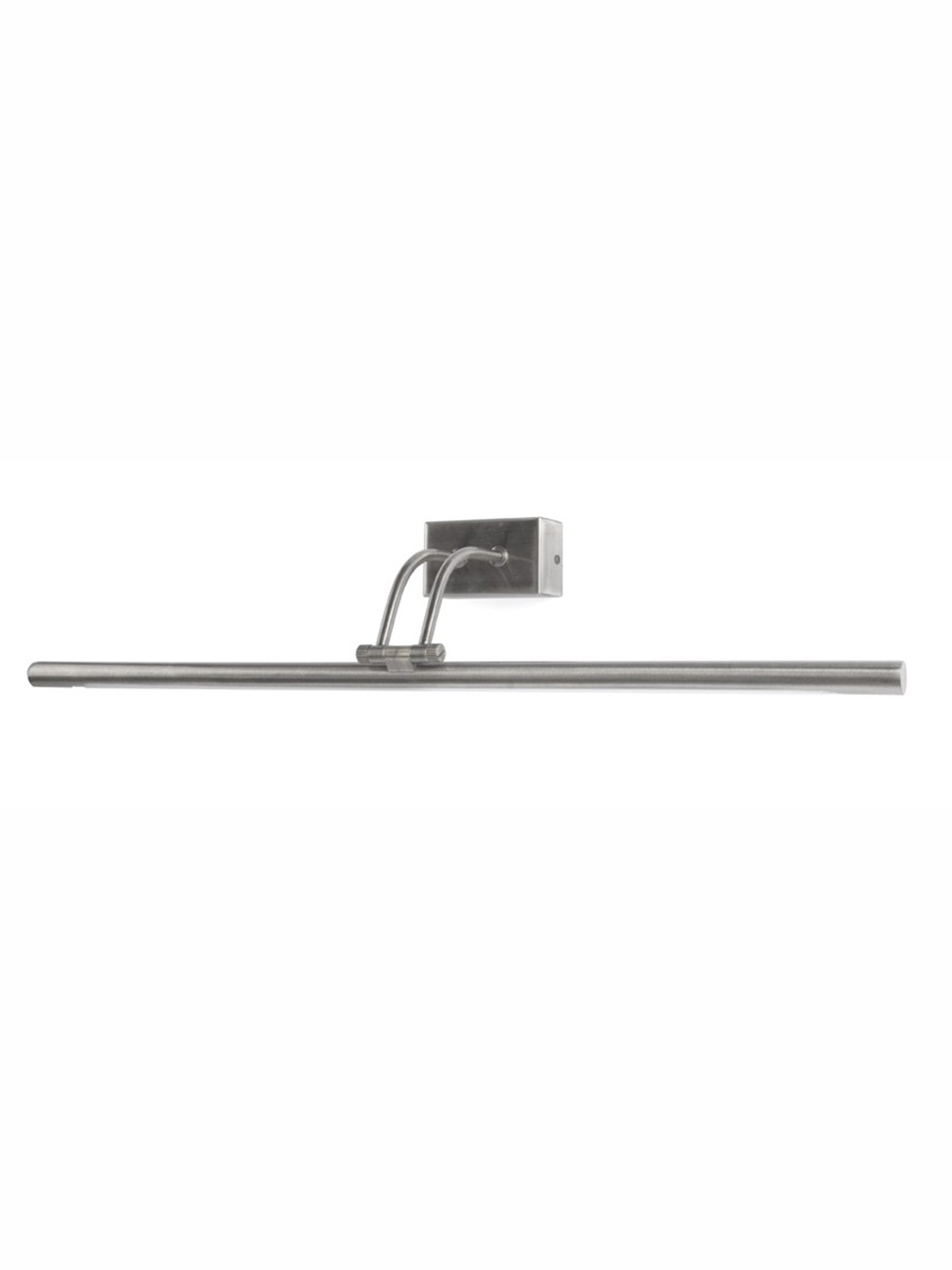 Slim Brushed Steel Finished 14W T5 Picture Light