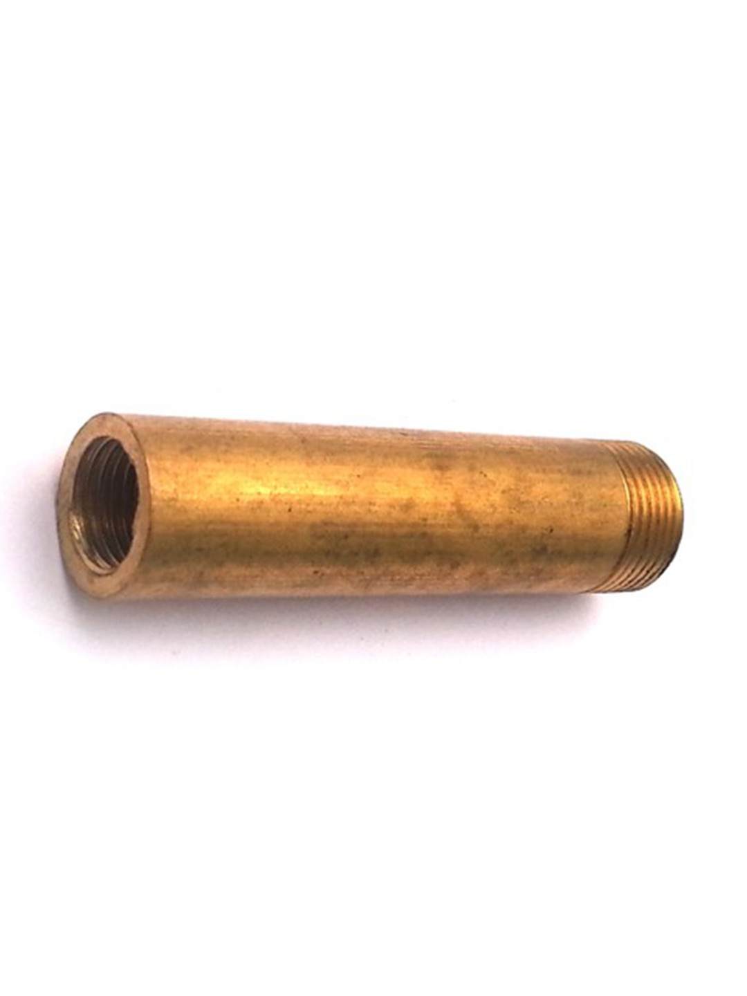 2 inch male female brass tube socket