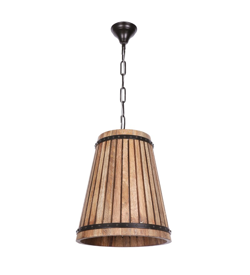 Barrel Small Hanging Lamp