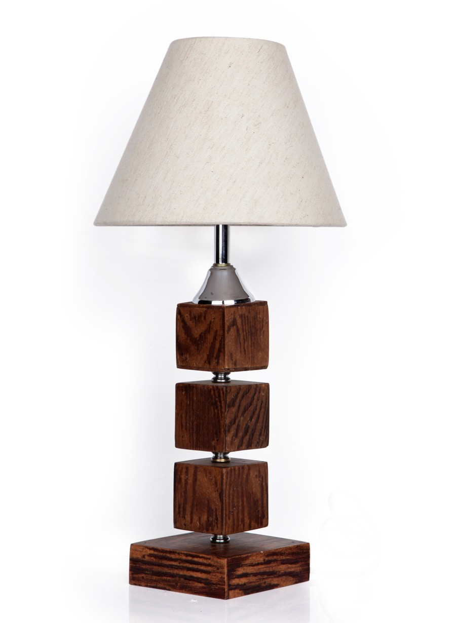 Xylo Wood Table Lamp
