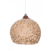 Mini Golden Globe Hanging Pendant Light