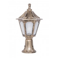 Cast Aluminium Palatial Antique Outdoor Gate Light
