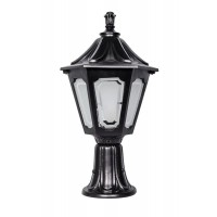 Cast Aluminum Palatial Outdoor Medium Gate Light
