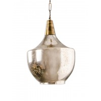 Mercury Pot Pendant Light