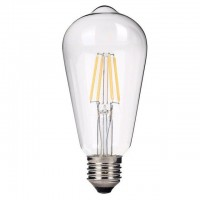 Vintage Pear LED Filament Bulb