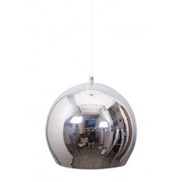 Chrome Ball Big Pendant Light