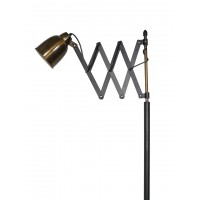 Scissor Arm table lamp
