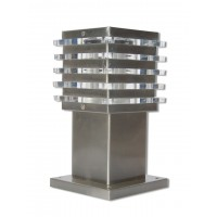 Modern Square Energy Saver Outdoor Gate Light