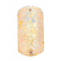 Golden Tukri Single Wall Light