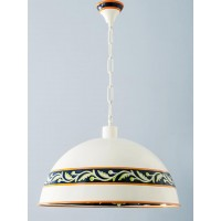 Chic Hand Painted Hanging Light