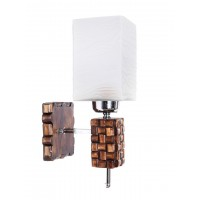 Rolex Square Single Wall Light