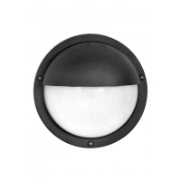 Round Lux Outdoor Bulkhead Light