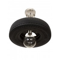 Auto Tire Pendant Light