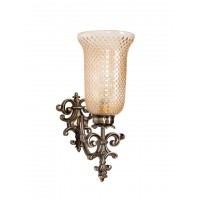Fos Lighting Spanish antique finished Lustrous Wall Sconce