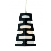 Modern Energy Saver Tapered Hanging Light