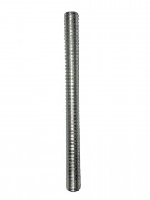 125mm long 10mm threaded nipple pipe for lamps