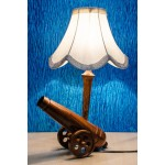 cannon table lamp
