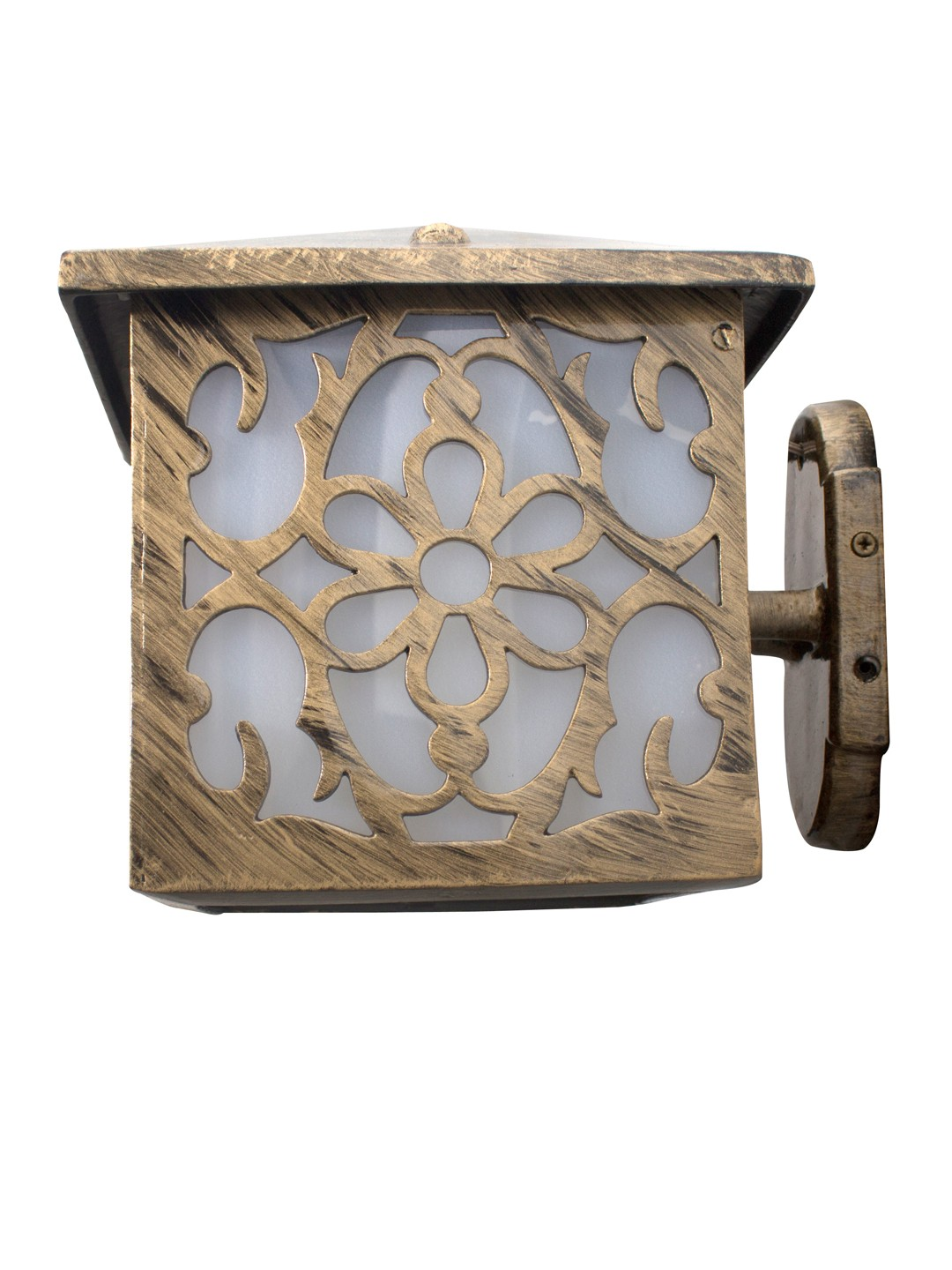 Square Antique Outdoor Wall Light