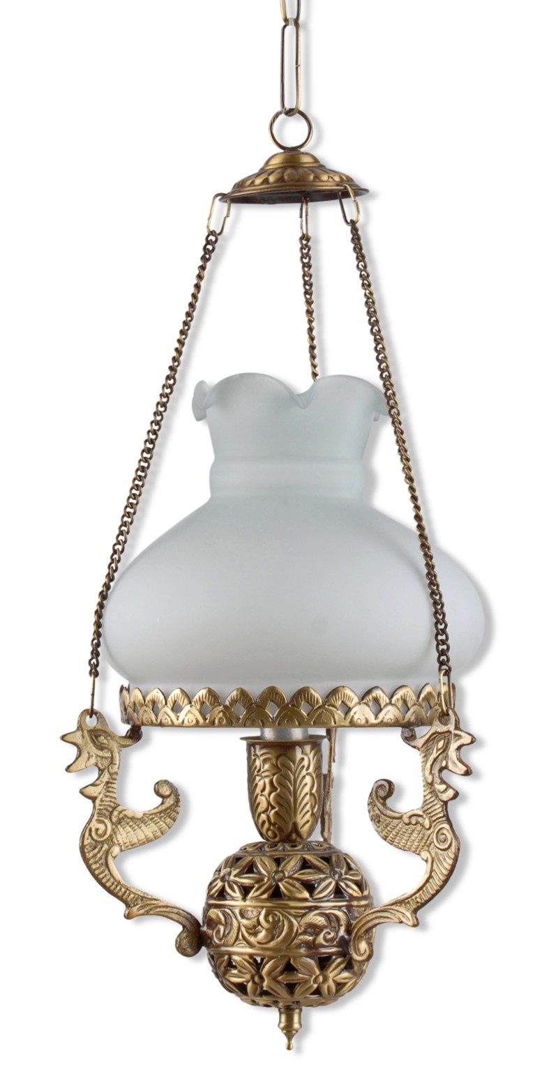 Unique Maharaja Hanging Pendant Light