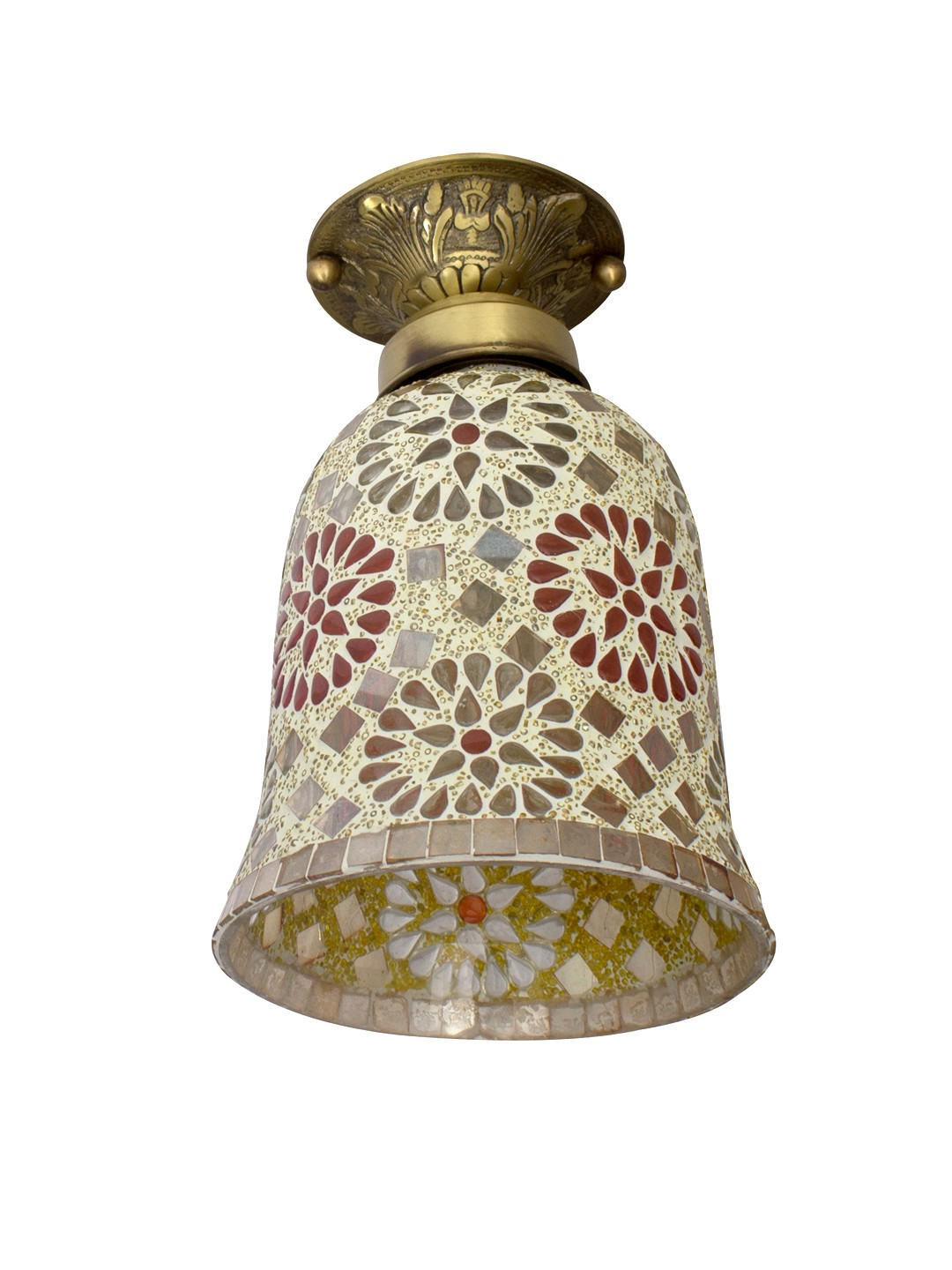 Goblet Tilak Ceiling Light Fixture