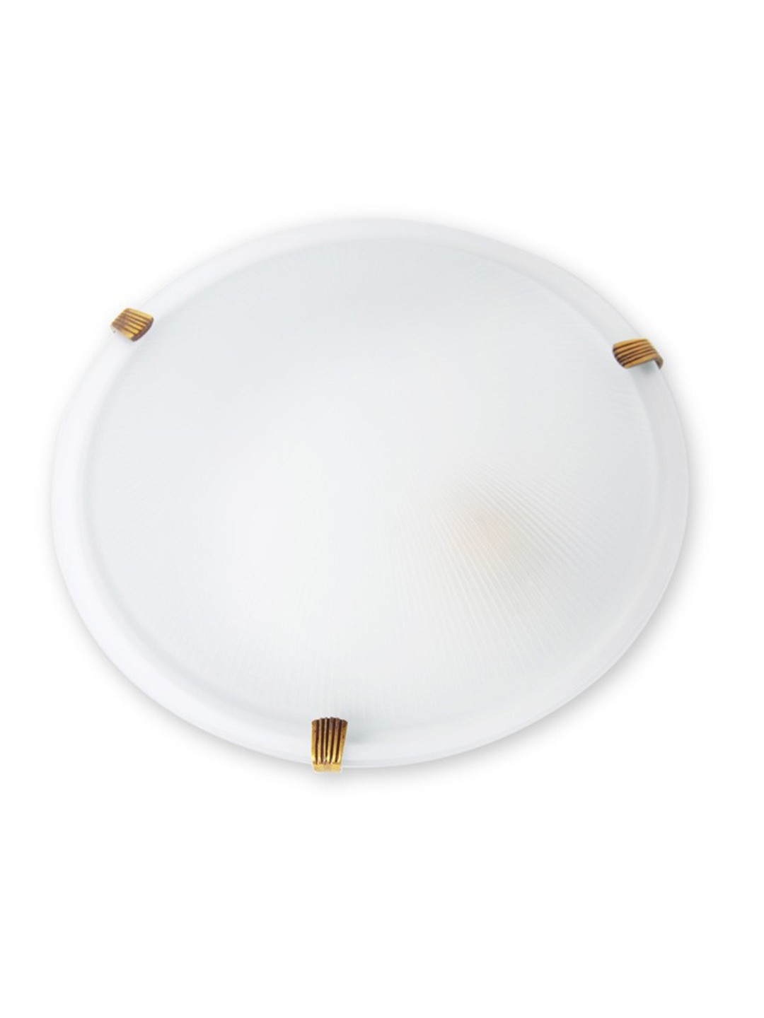 Sun Brass Clamps Ceiling Light - Large