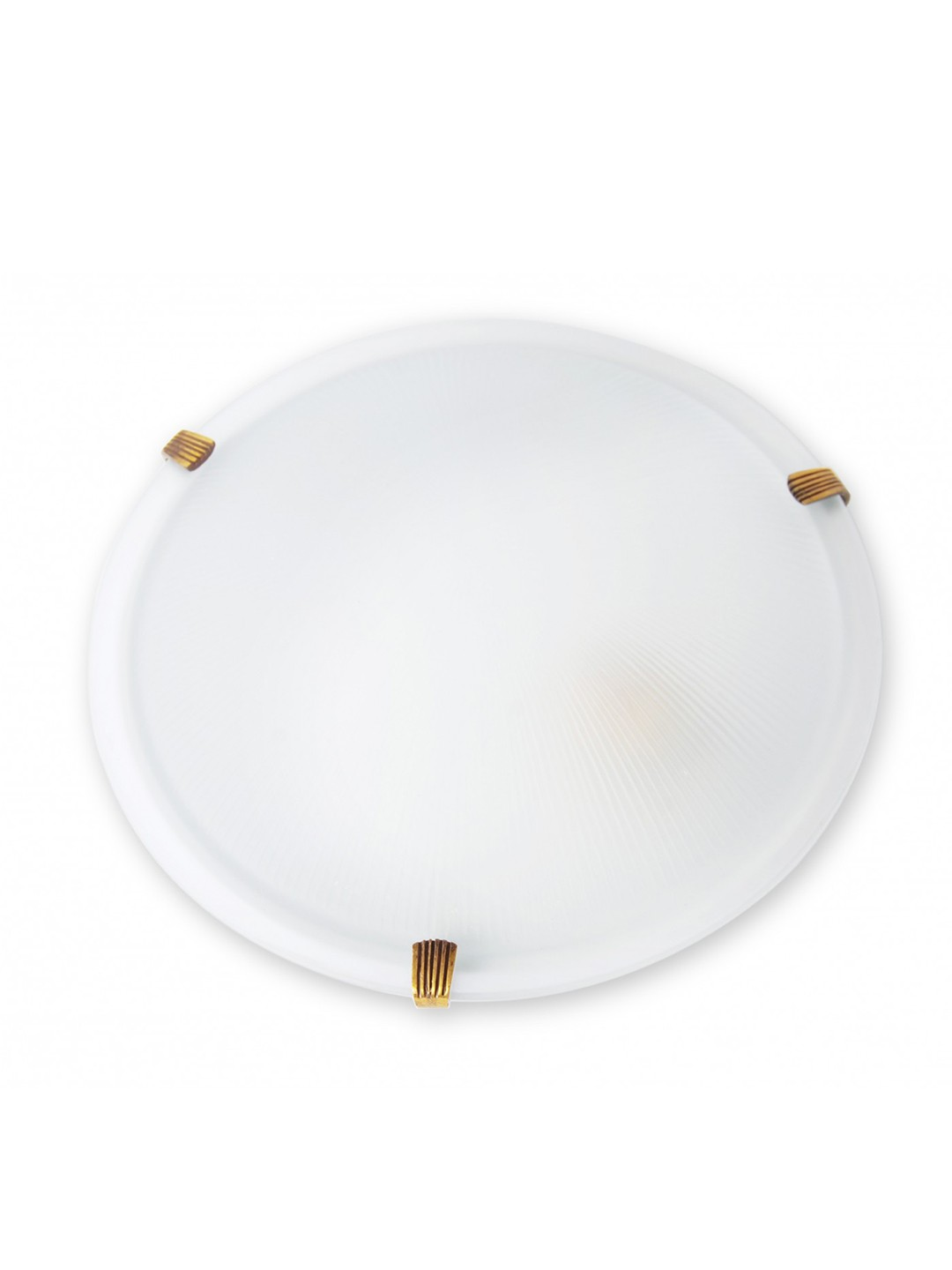 Sun Brass Clamps Ceiling Light - Small