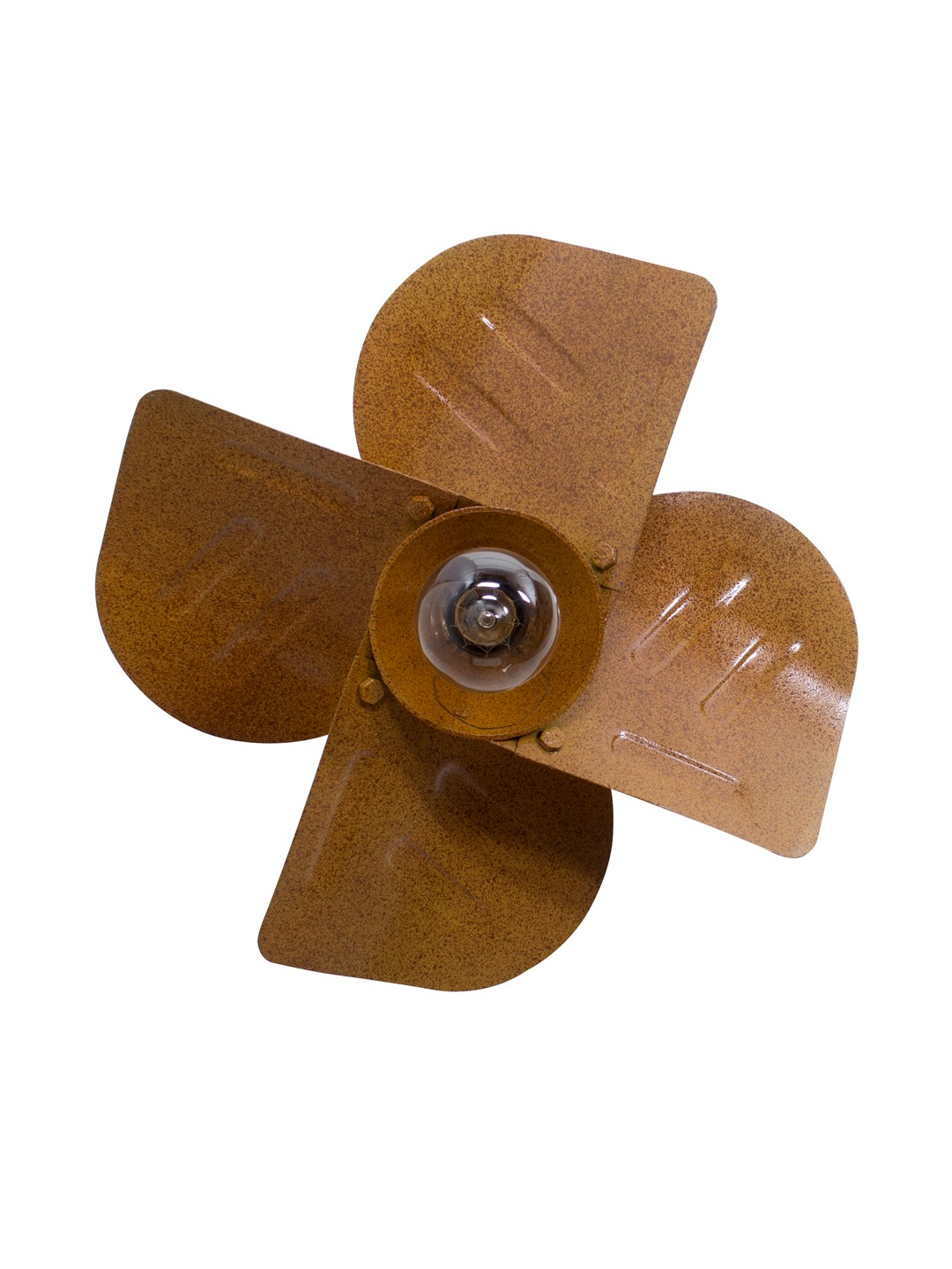 Industrial Turbine Fan Wall Lamp